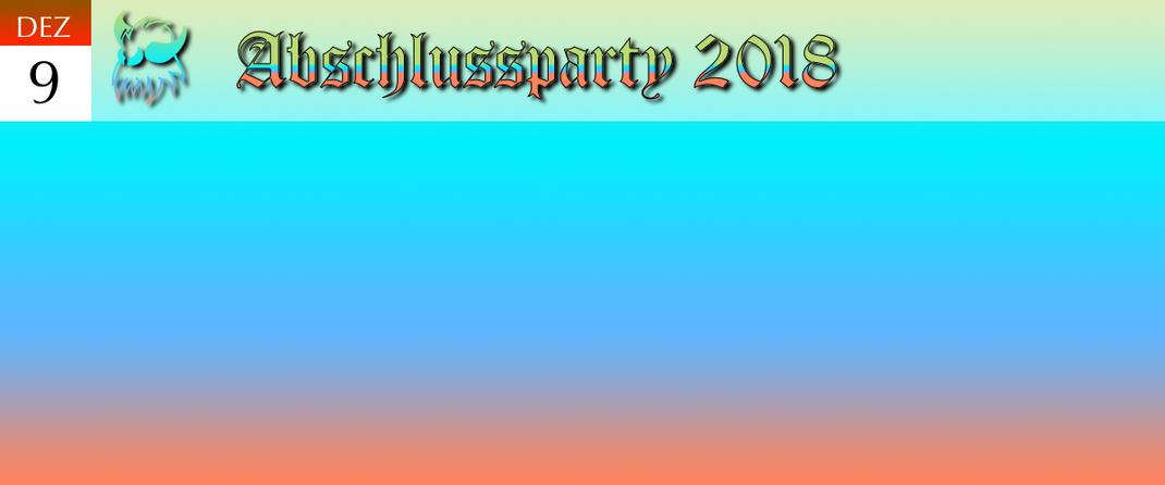 KVSF Klausenverein Sonthofen e.V. Abschlussparty 2018