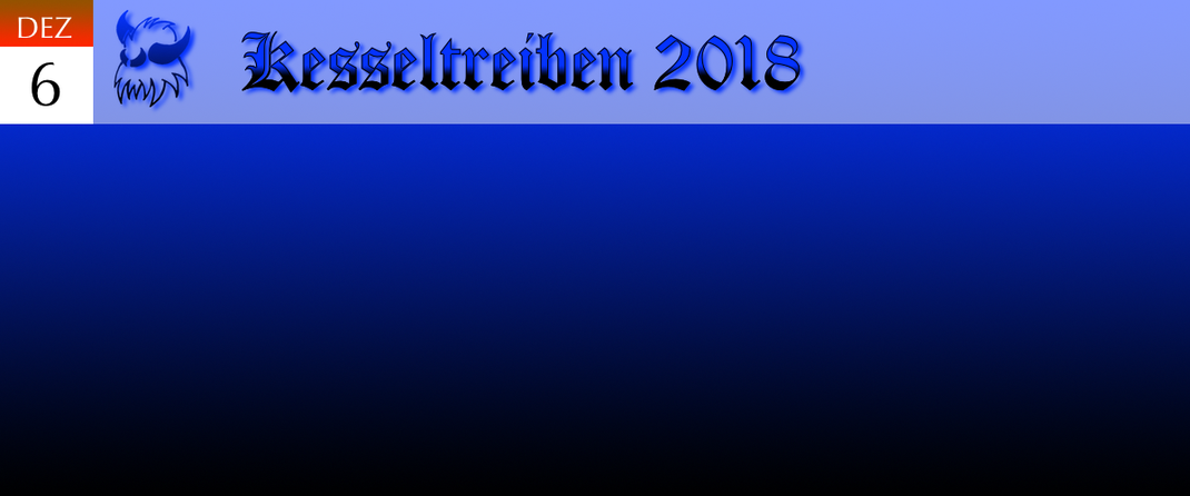 KVSF Klausenverein Sonthofen e.V. Kesseltreiben 2018