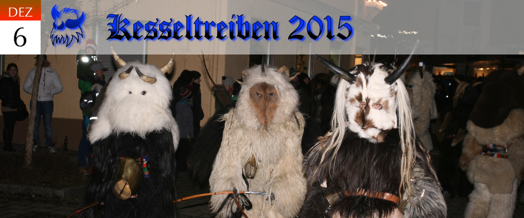 KVSF Klausenverein Sonthofen e.V. Kesseltreiben 2015