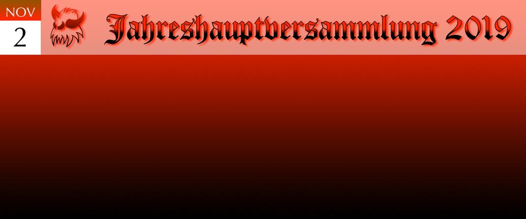 Jahreshauptversammlung 2019 Klausenverein Sonthofen e.V.