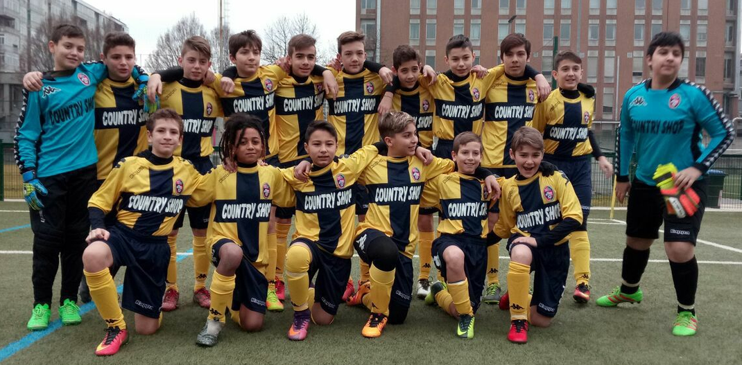 I 2004 secondi classificati al Torneo Mercadante