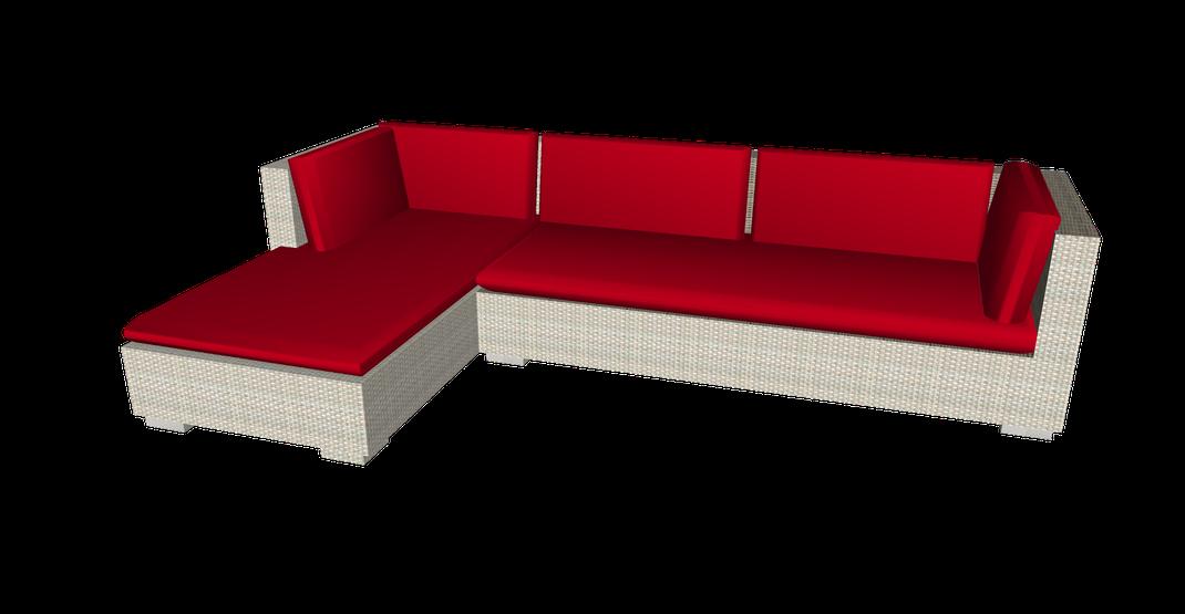 Fabrication et réparation de coussin et de mobilier d'extérieur dans les Alpes-Maritimes, 06, Nice, Monaco, Cannes, Mandelieu, Antibes, Juan-les-Pins