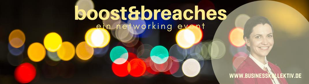 Boost&breaches Female Speak Up Night Business Kollektiv Rosa Kriesche-Küderli, Serviceplan Group