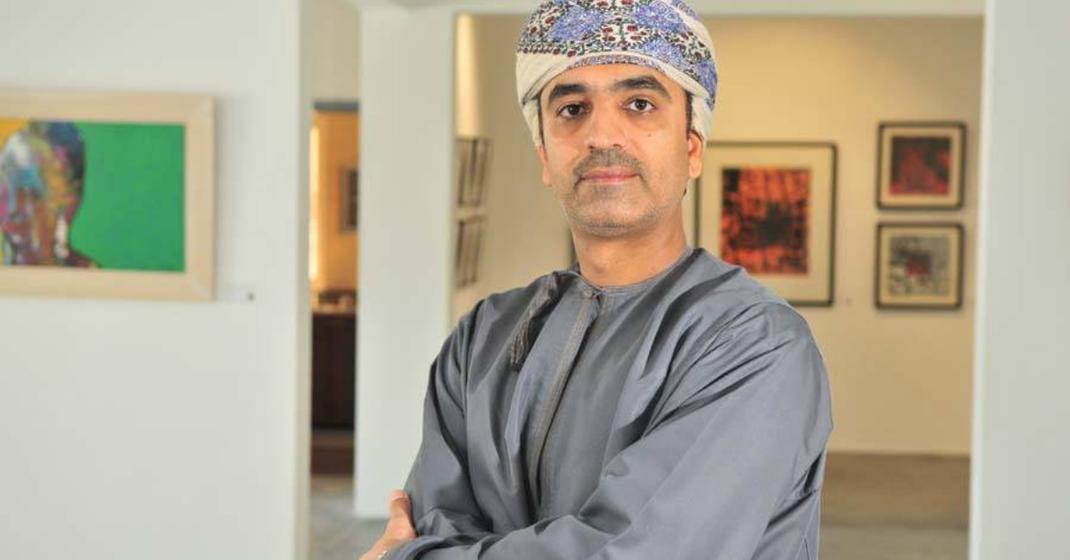 Hassan Meer, contemporary artist & curator