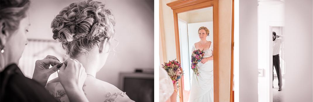 Hochzeitsreportage, getting-ready, Landhaus Wegermann, Hattingen