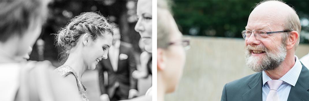 Hochzeitsreportage, freie Trauung, Villa Au in Velbert