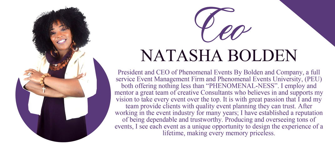 CLICK THE IMAGE TO LEARN MORE ABOUT PHENOMENAL EVENTS BY BOLDEN & COMPANY