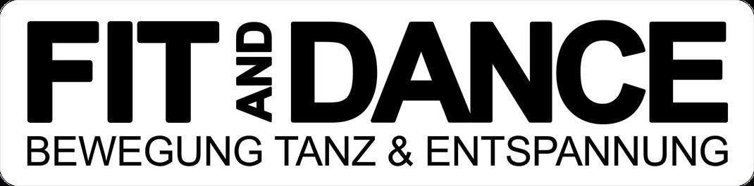 FitandDance by Lara Höll Fit@home Onlinekurse Logo