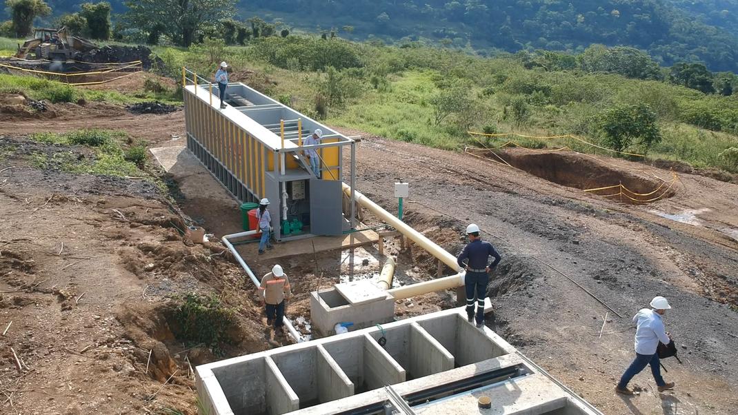 FRP Solución a lo problemas de corrosión para la industria Minera