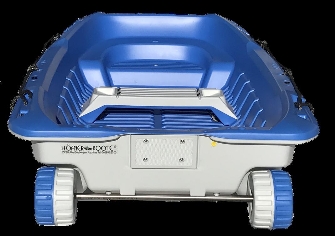BIC 245 Sportyak Beiboot für Segelboot, Boot für Teich, Boot zum Anfüttern, Plastikboot mit Räder, Kleinboot für Badeteich, kleines Boot für Kinder in Österreich kaufen Höfner-Boote®