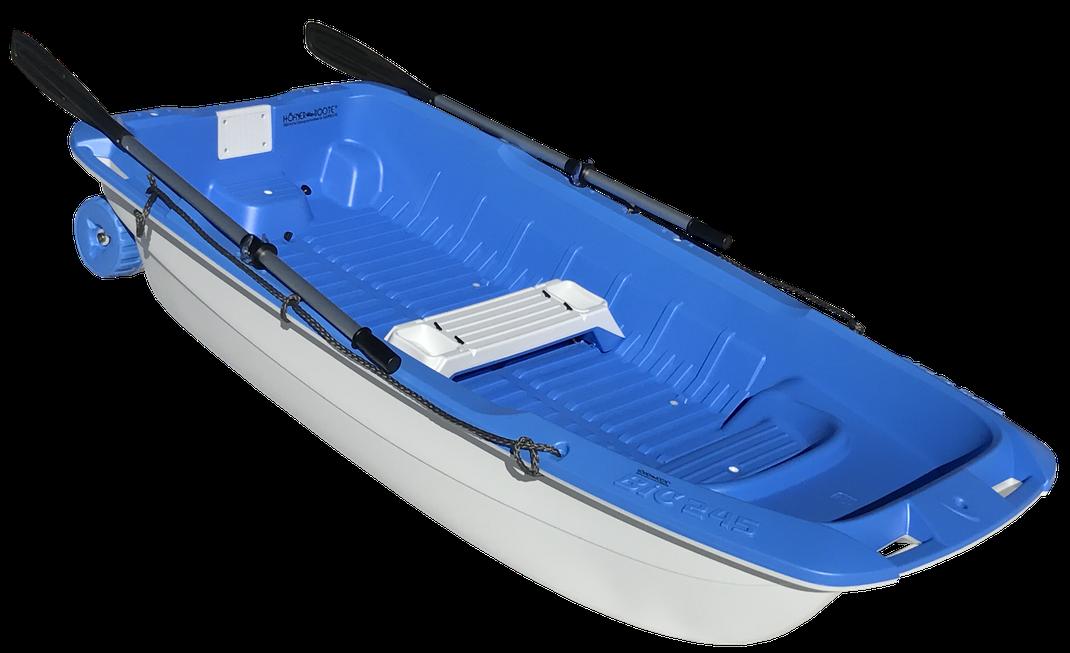 BIC 245 Sportyak Beiboot mit Räder, kleines Boot für Teich, Boot für Boje, Beiboot für Segelboot und Segelyacht, in Österreich kaufen