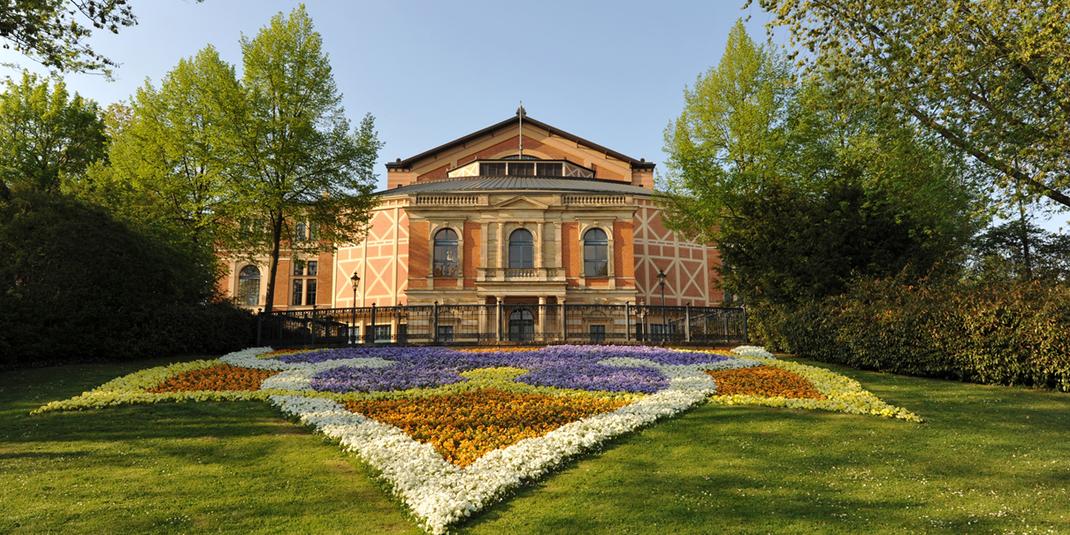 Wagner Festspielhaus Bayreuth