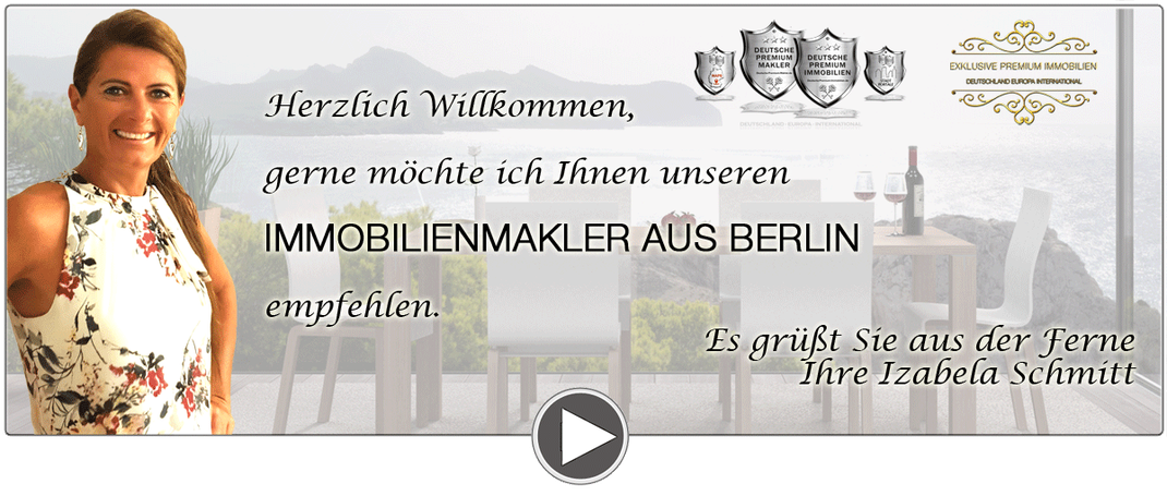 IMMOBILIENMAKLER BERLIN IMMOBILIEN MAKLER IZABELA SCHMITT IMMOBILIENANGBEOTE MAKLEREMPFEHLUNG