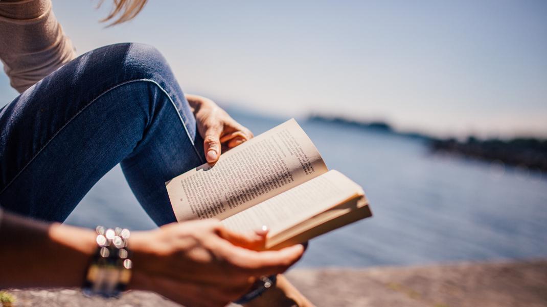 Bücher für deinen Urlaub auf Balkonien
