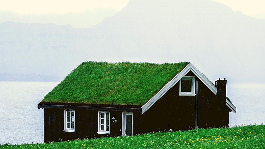 Tiny House - perfekt für einen Solo-Urlaub