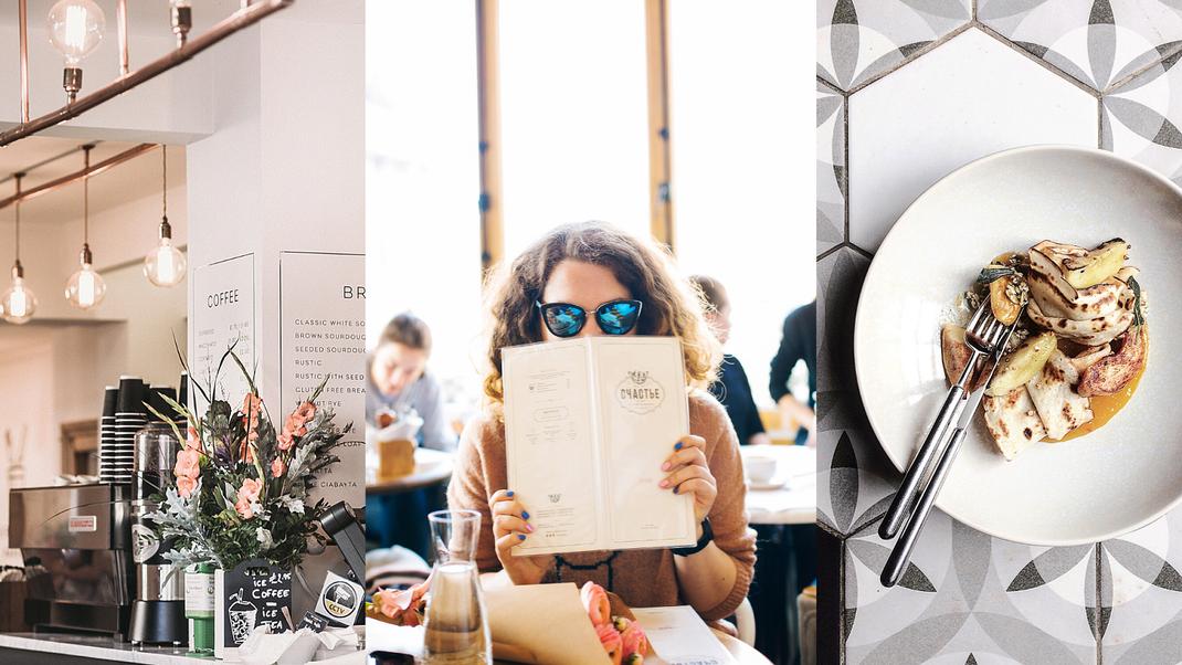 Allein essen im Restaurant - fünf Wohlfühltipps
