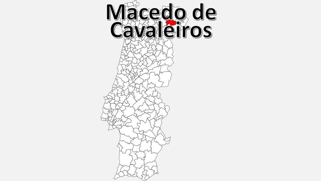 Concelho de Macedo de Cavaaleiros