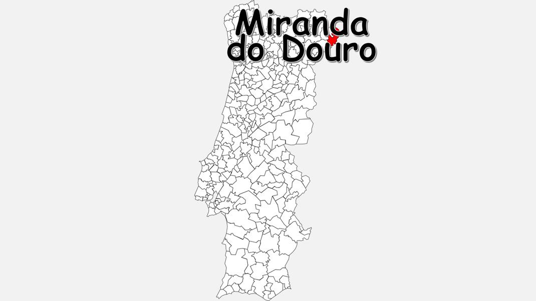 Concelho de Miranda do Douro
