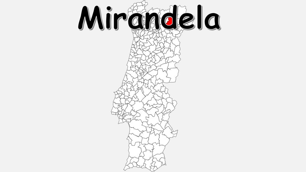 Concelho de Mirandela