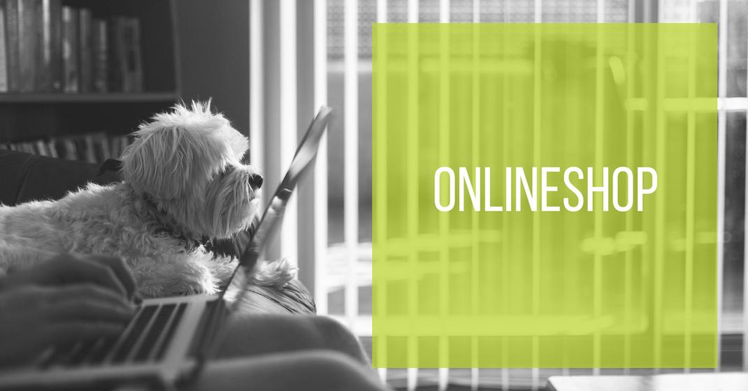 Bild mit Link zum Onlineshop von CANELO - natürliche Hundepflege online shoppen.