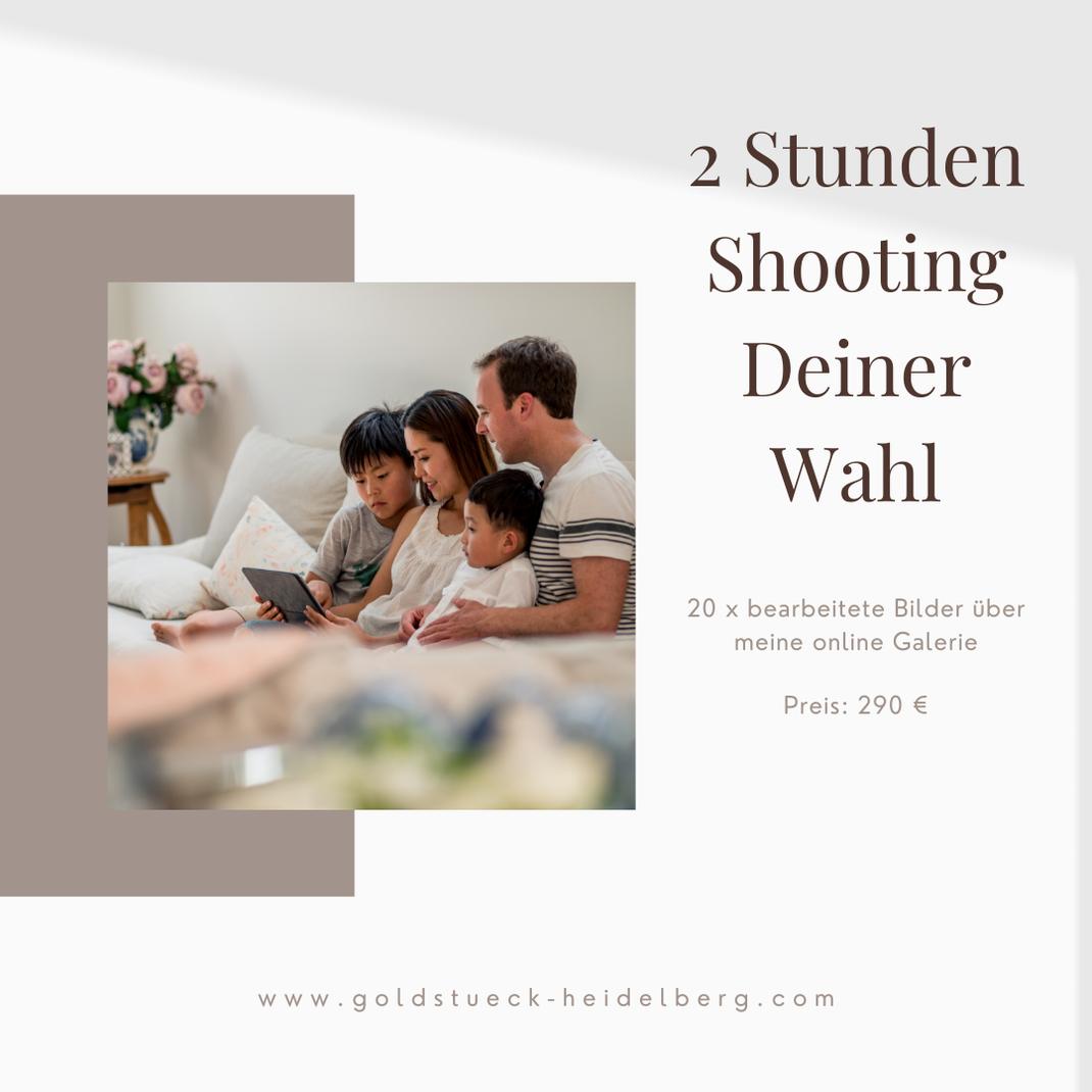Babybauch Shooting Familienshooting Heidelberg Preise