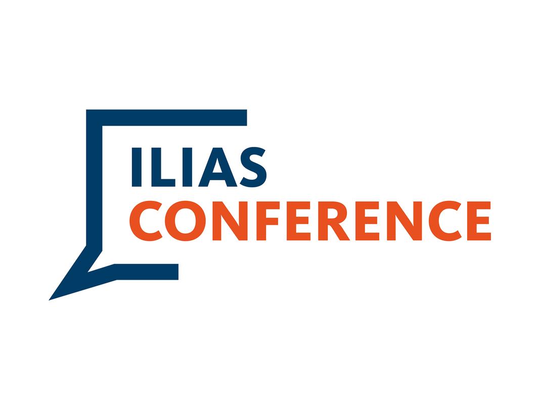 Logo für die ILIAS Konferenzen (ohne jeweilige Jahreszahl) · www.ilias.de/konferenz2021/