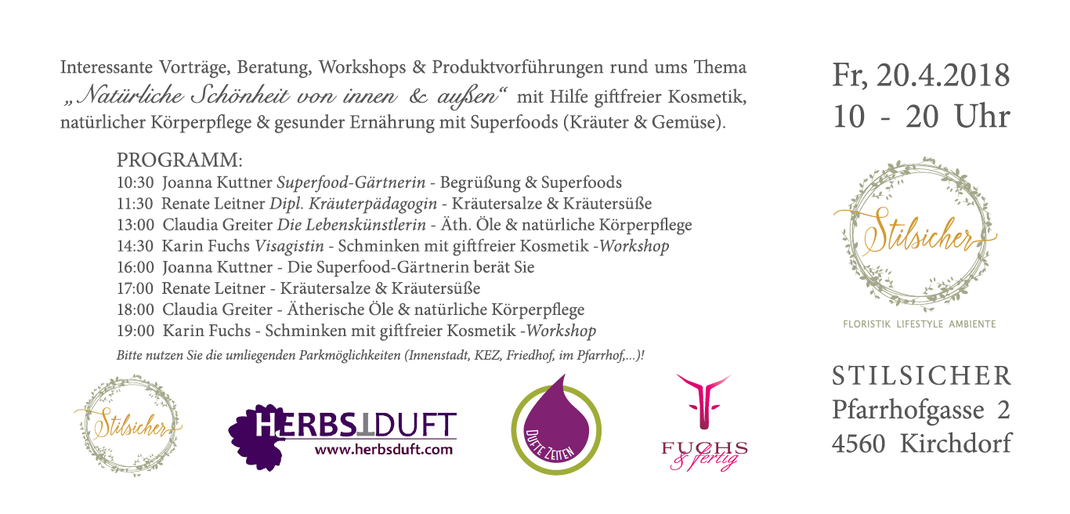 Natural Beauty Day Kirchdorf Stilsicher 2