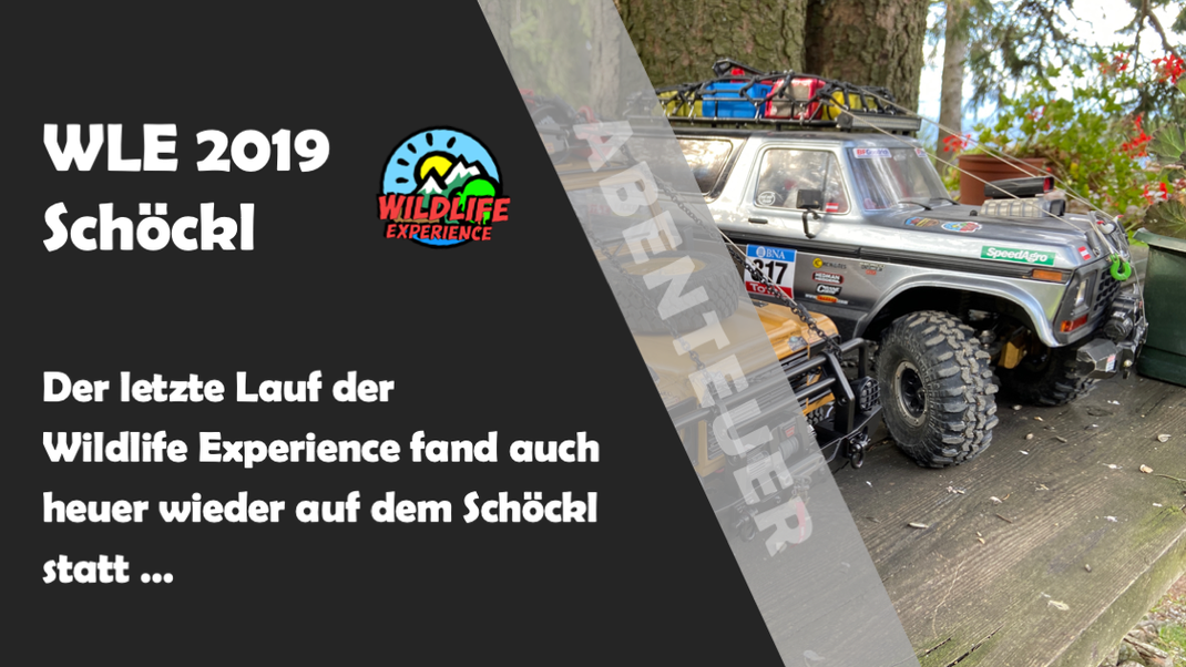 Wildlife Experience - Amstetten/Juli 2019 powered by RC4WD