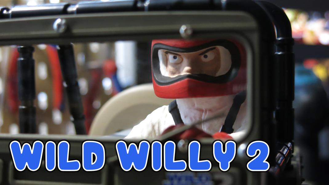 Tamiya Wild Willy 2