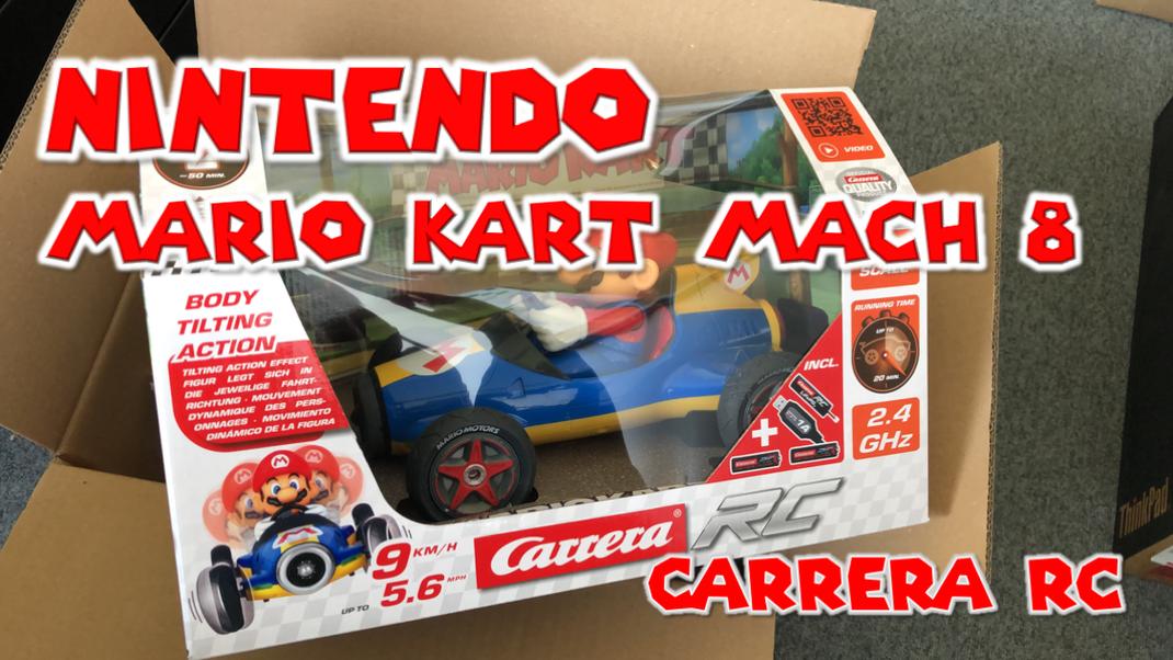 Carrera RC - Nintendo Mario Kart™ - Mach 8, Mario