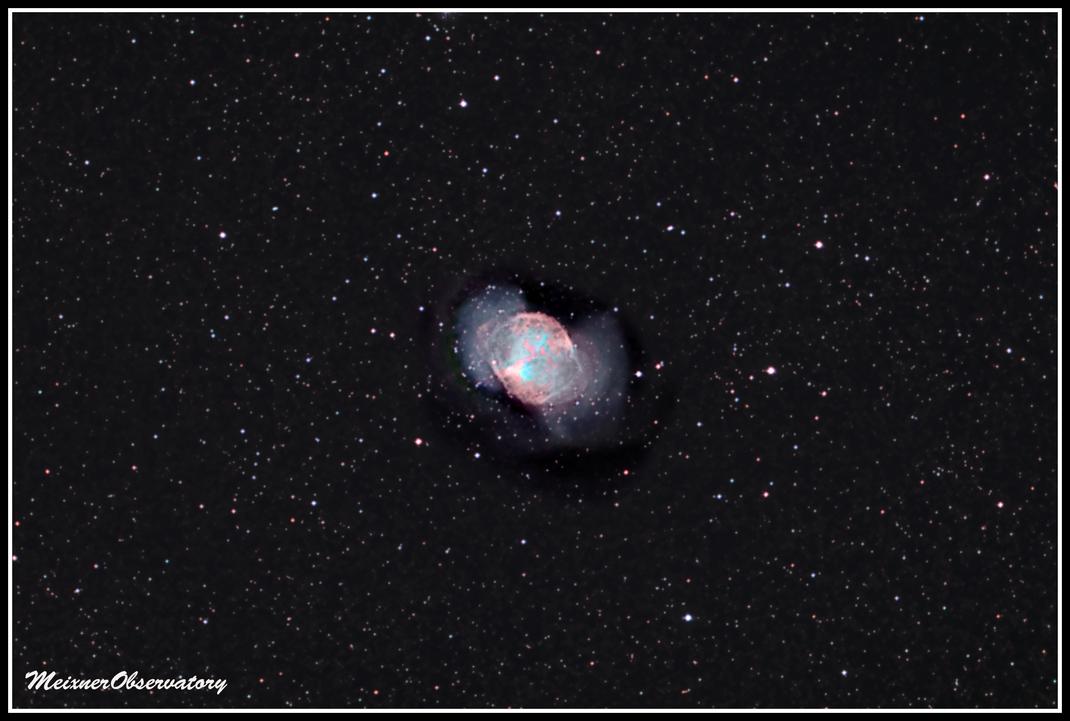 Messier 27 Hantelnebel                                 MeixnerObservatorium