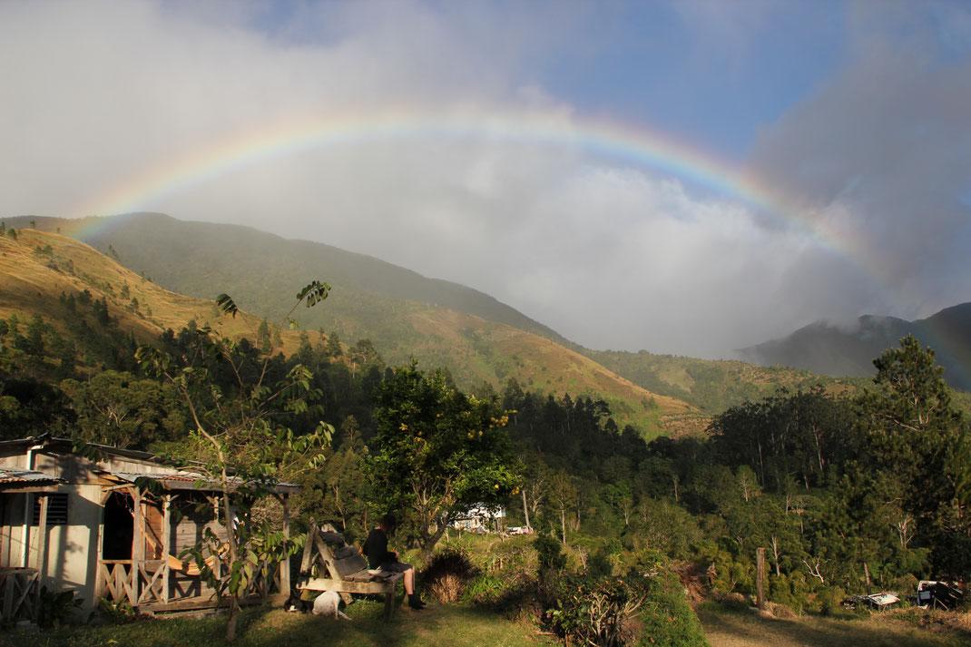 Farmhouse in paradisiacal located