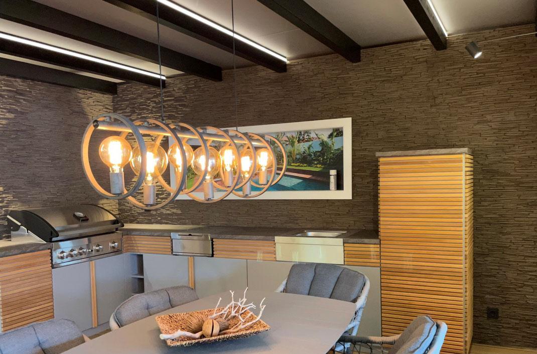 PanelPiedra - Serie Classic - PR-441 Pizarra Alpes Braun - SalArt Design