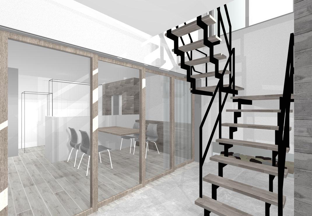 リノベーションプロジェクト 住宅設計 空間デザイン