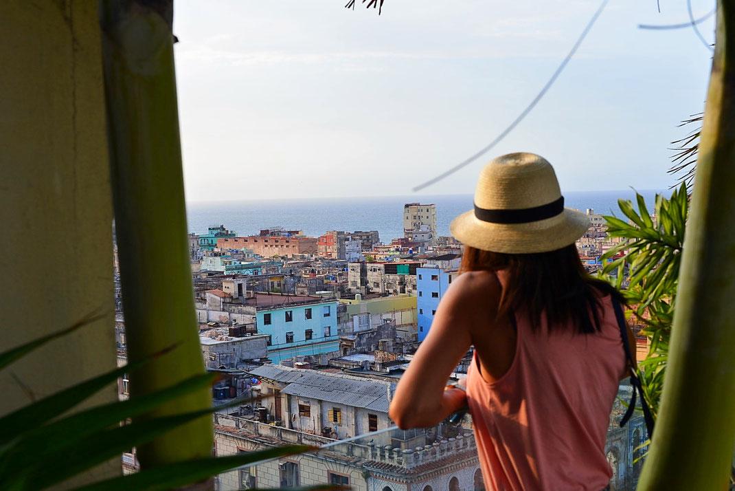 Vue sur Habana Vieja