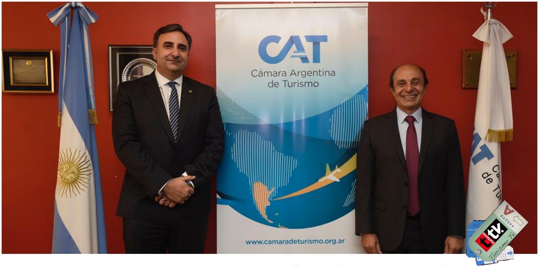 Gustavo Hani nuevo presidente CAT