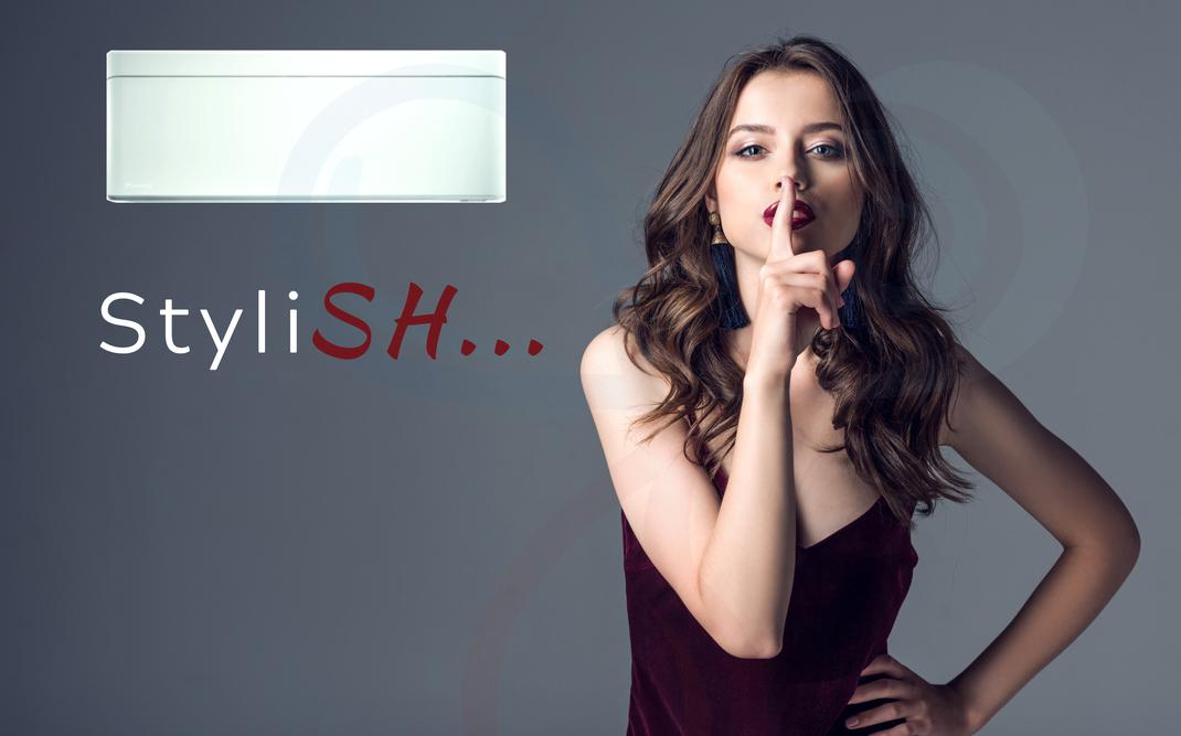 Prezzo offerta climatizzatore Daikin Stylish con inverter classe A+++  a Torino. Richiedi un preventivo