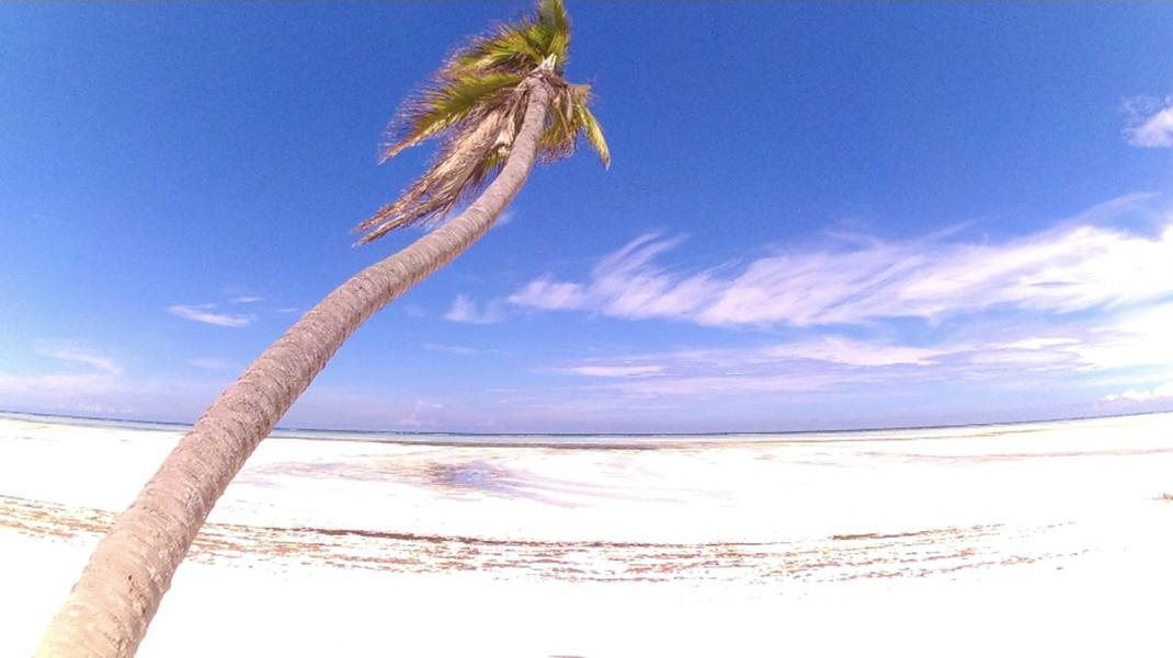 La plage de Paje