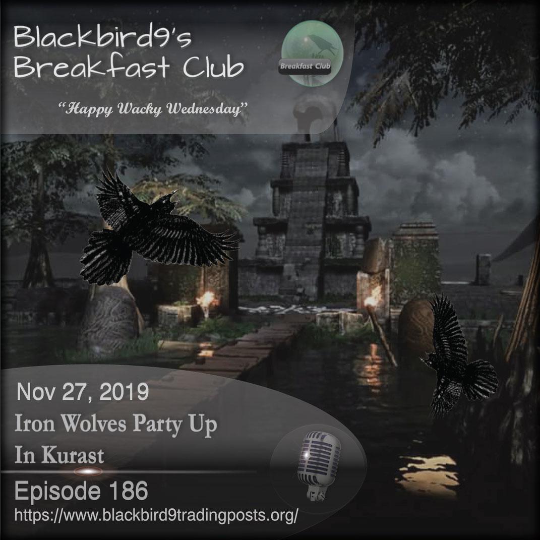 Iron Wolves Party Up In Kurast - Blackbird9