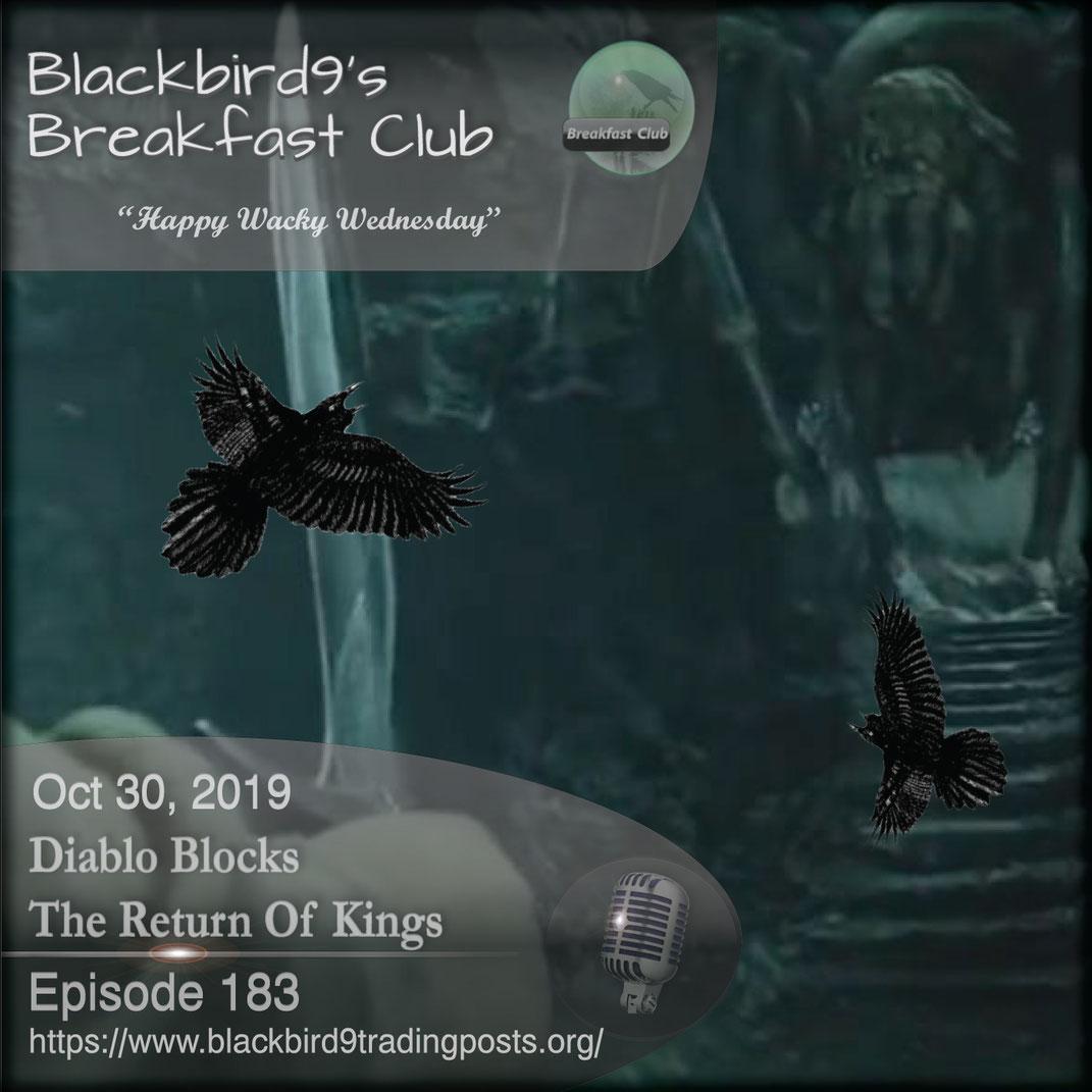 Diablo Blocks The Return Of Kings - Blackbird9