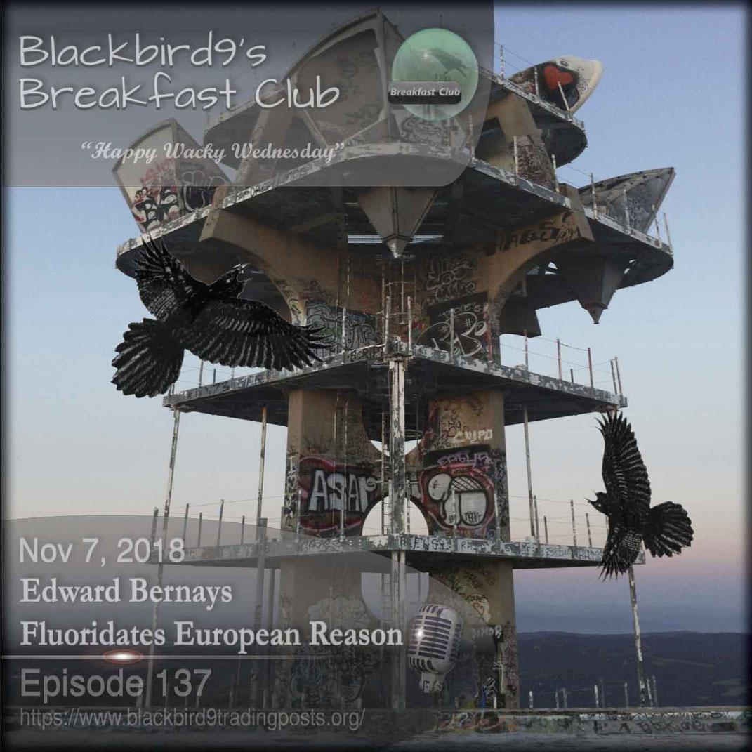 Edward Bernays Fluoridates European Reason - Blackbird9