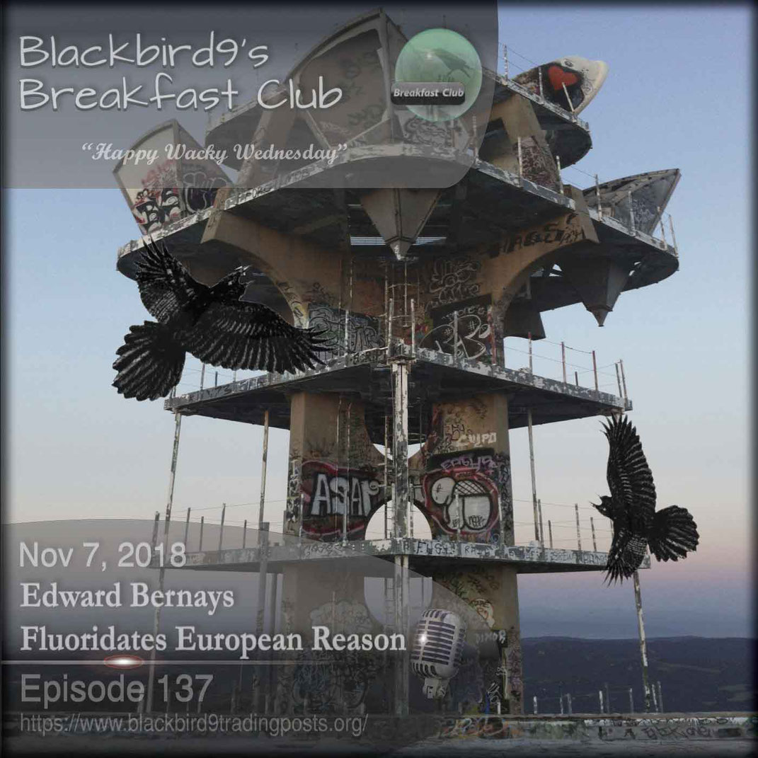Edward Bernays Fluoridates European Reason - Blackbird9