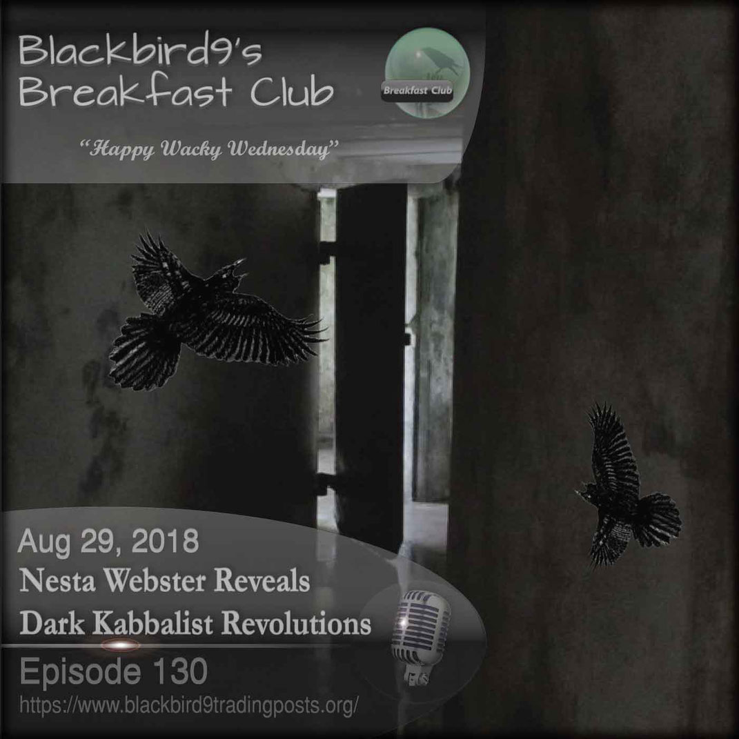 Nesta Webster Reveals Dark Kabbalist Revolutions - Blackbird9