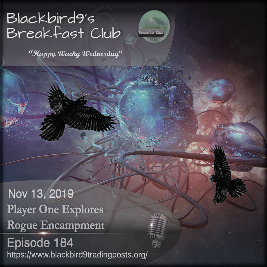 Player One Explores Rogue Encampment - Blackbird9