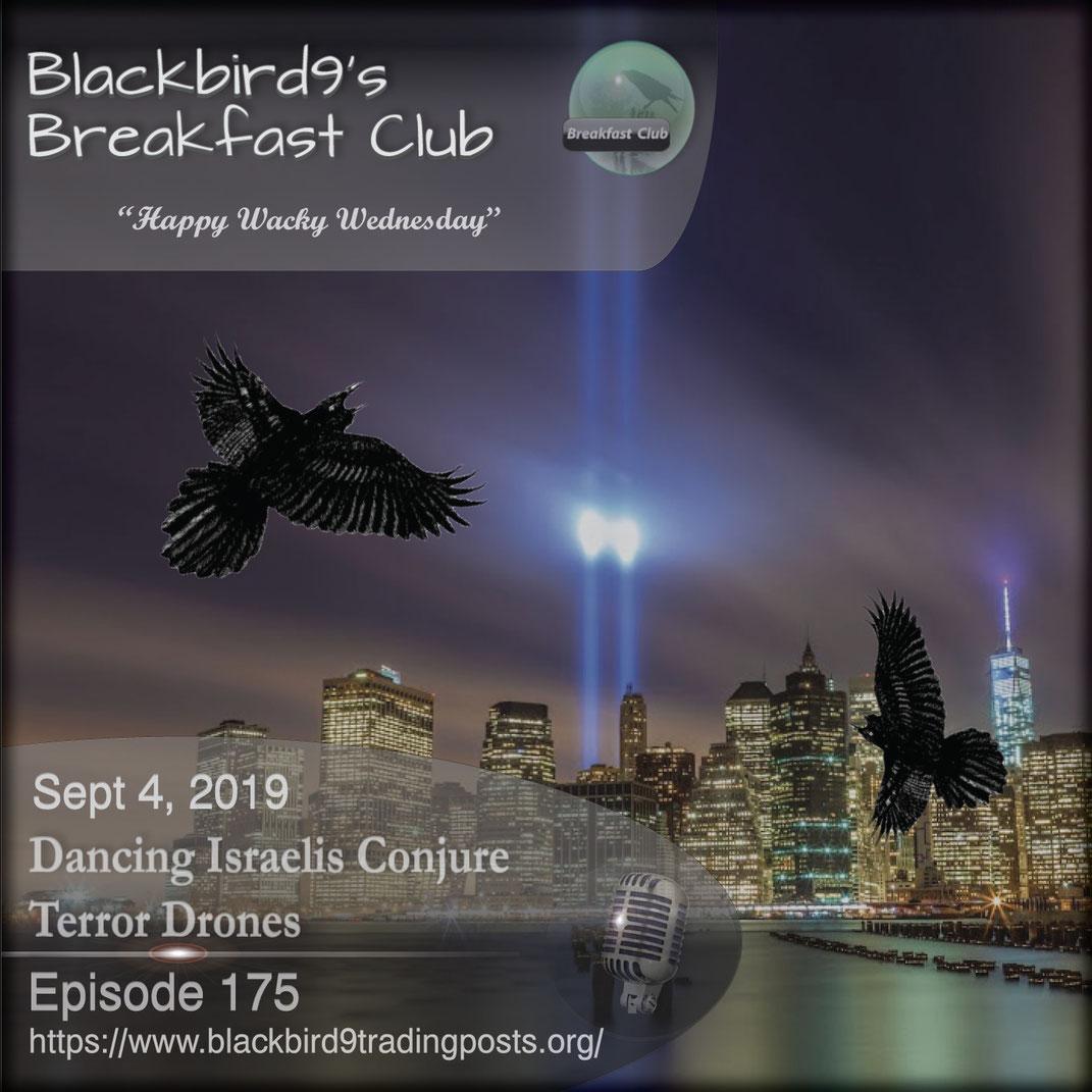 Dancing Israelis Conjure Terror Drones - Blackbird9