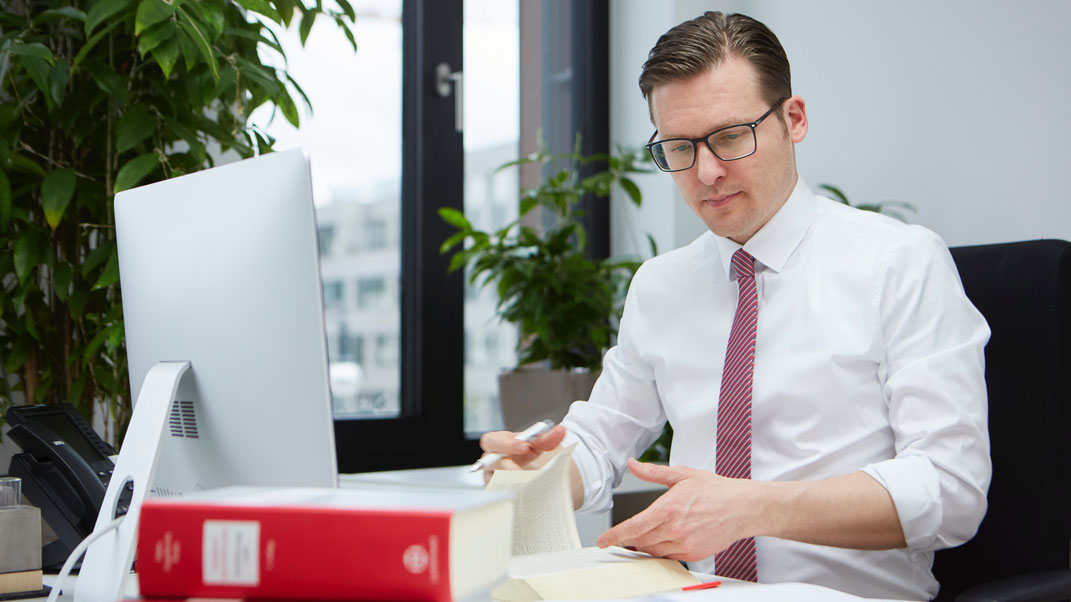 Patientenanwälte Michael Graf. Ihre Spezialisten im Personenversicherungsrecht.