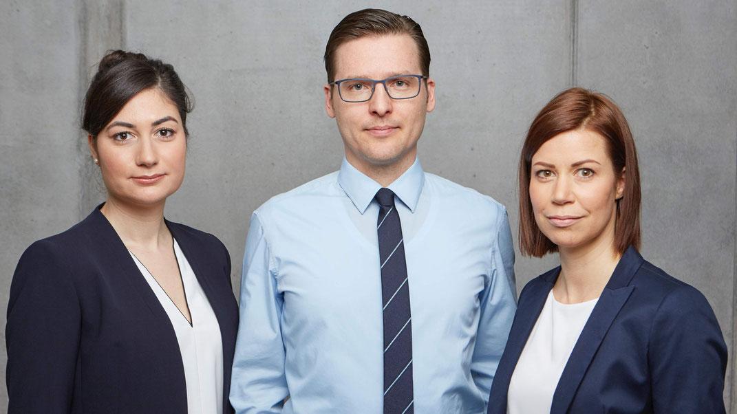 Profis für Berufungsverfahren im Versicherungs-/Medizinrecht.