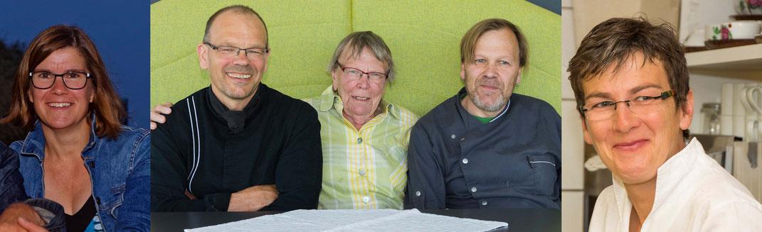 Familie Recktenwald Langeoog