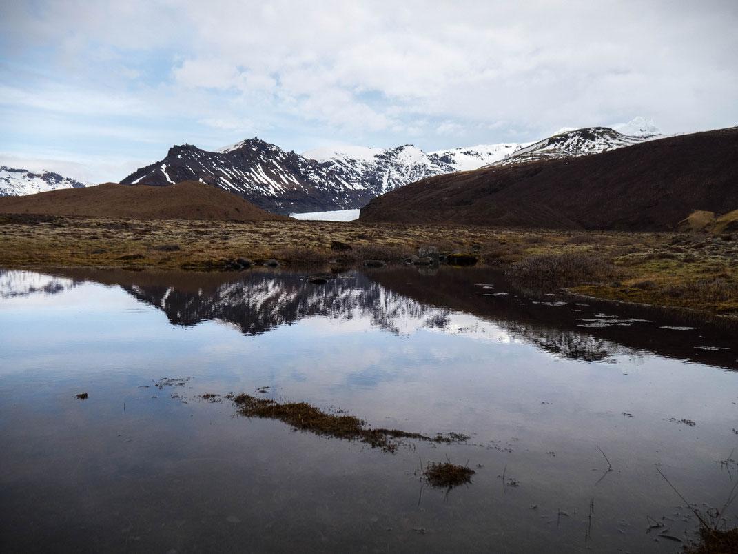 Voyage road trip 10 jours en Islande mars avril