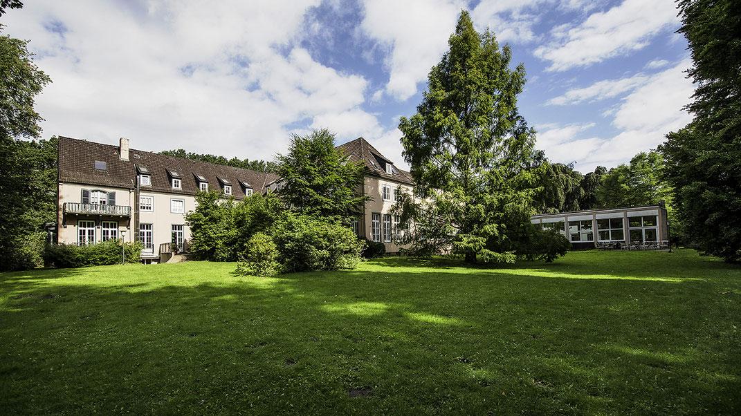 Eventlocation für Stormarn im Park in Bargteheide
